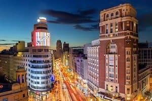 Bike Courier Madrid