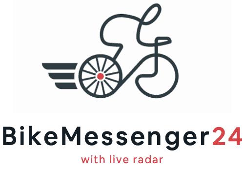 BikeMessenger24.com | 24 h LIVE RADAR